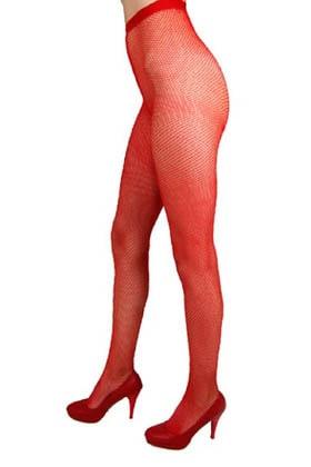 MiteLove Mite Love File Külotlu Çorap Kırmızı Renk
