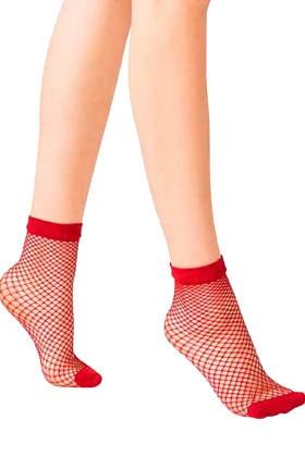 MiteLove Mite Love File Soket Kadın Çorabı
