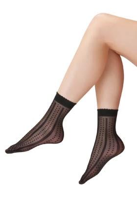MiteLove Mite Love Soket Çorap Lara
